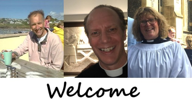 New Clergy in Barnes and HAM