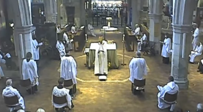 Ordinations within the Deanery