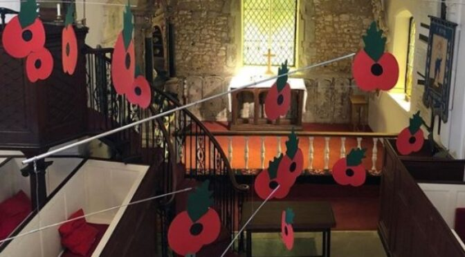 Remembrance Sunday Across the Deanery