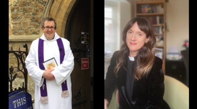 Welcome to New Clergy
