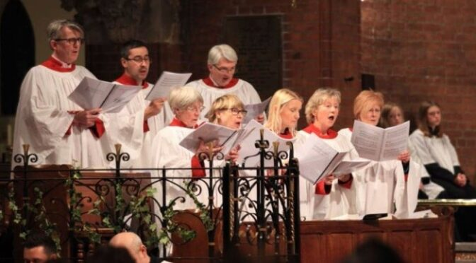 Choral Scholars Wanted at St Michael and All Angels, Barnes