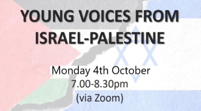 Young Voices from Israel-Palestine