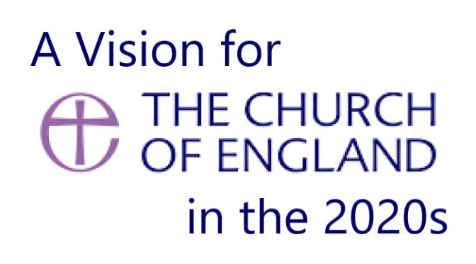 Church of England Vision Webinar SERIES