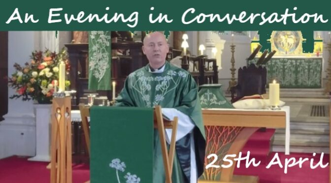 Marking Rev Nigel Worn's Retirement
